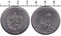 Изображение Монеты Куба 1 песо 1993 Медно-никель UNC-
