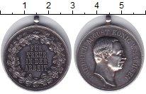 Изображение Монеты Германия Саксония Медаль 0 Серебро XF+