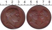 Изображение Монеты Франция медаль 0 Медь XF+