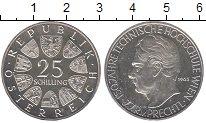Изображение Монеты Австрия 25 шиллингов 1965 Серебро Proof-