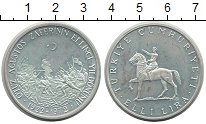 Изображение Монеты Турция 50 лир 1972 Серебро UNC-