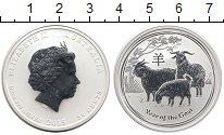 Изображение Монеты Австралия 50 центов 2015 Серебро Proof