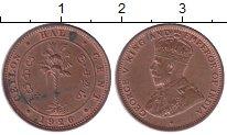 Изображение Монеты Цейлон 1/2 цента 1926 Бронза UNC-