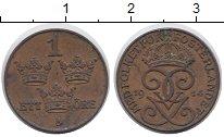 Изображение Монеты Швеция 1 эре 1914 Бронза XF