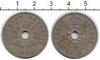 Изображение Монеты Родезия 1 пенни 1934 Медно-никель XF