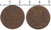 Изображение Монеты Германия Ахен 12 геллеров 1794 Медь VF