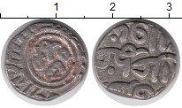 Изображение Монеты Индия 1/4 рупии 0 Серебро VF