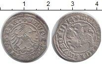 Изображение Монеты Литва 1/2 гроша 1514 Серебро XF-