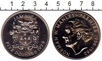 Изображение Монеты Ямайка 5 долларов 1979 Медно-никель UNC-