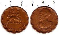 Изображение Монеты Эфиопия 5 центов 0 Медь XF