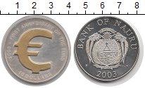 Изображение Монеты Науру 10 долларов 2003 Серебро Proof-