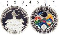 Изображение Монеты Палау 5 долларов 1995 Серебро Proof