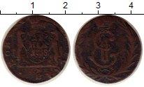 Изображение Монеты 1762 – 1796 Екатерина II 1 деньга 1768 Медь XF КМ