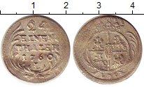 Изображение Монеты Саксония 1/24 талера 1760 Серебро VF