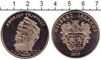 Изображение Мелочь Кирибати 1 доллар 2017 Медно-никель UNC-