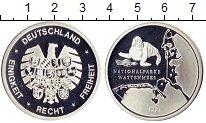 Изображение Монеты Германия Монетовидный жетон 2004 Посеребрение UNC