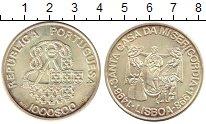Изображение Монеты Португалия 1000 эскудо 1998 Серебро UNC- 500 лет церкви Мизер