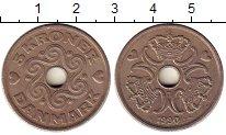 Изображение Монеты Дания 5 крон 1990 Медно-никель XF