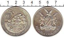 Изображение Монеты Намибия 10 долларов 1995 Серебро UNC-