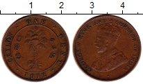 Изображение Монеты Шри-Ланка Цейлон 1 цент 1912 Бронза XF