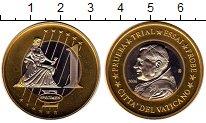 Изображение Монеты Ватикан 1 евро 2006 Биметалл UNC Проба.