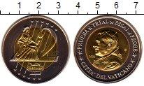 Изображение Монеты Ватикан 2 евро 2006 Биметалл UNC Проба.