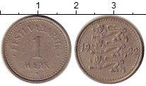 Изображение Монеты Эстония 1 марка 1922 Медно-никель VF