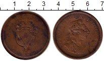 Изображение Монеты Ирландия 1 пенни 1805 Медь VF Георг III