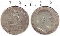 Изображение Монеты Великобритания 1 флорин 1908 Серебро