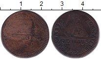 Изображение Монеты Германия Мюнстер 3 пфеннига 1759 Медь VF