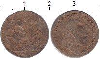 Изображение Монеты Великобритания Жетон 1902 Латунь XF
