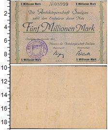 Изображение Боны Веймарская республика 5.000.000 марок 1923
