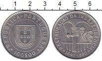 Изображение Монеты Португалия 100 эскудо 1990 Медно-никель UNC-