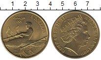Изображение Монеты Австралия 5 долларов 2000 Латунь UNC