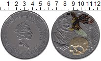 Изображение Монеты Ниуэ 5 долларов 2014 Серебро UNC