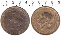 Изображение Монеты Вестфалия 10000 марок 1923 Латунь XF-