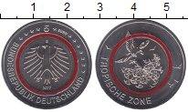 Изображение Мелочь Германия 5 евро 2017 Медно-никель UNC