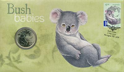 Изображение Подарочные монеты Австралия 1 доллар 2011  UNC