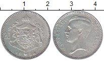 Изображение Монеты Бельгия 20 франков 1934 Серебро XF Альберт.