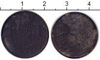 Изображение Монеты Бельгия 1 франк 1942 Цинк