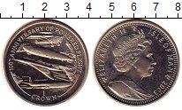 Изображение Монеты Великобритания Остров Мэн 1 крона 2003 Медно-никель UNC