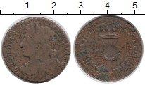 Изображение Монеты Шотландия 6 пенсов 1678 Медь VF Карл II