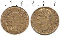Изображение Монеты Франция 40 франков 1802 Золото XF