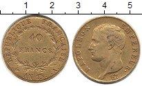 Изображение Монеты Франция 40 франков 1804 Золото XF