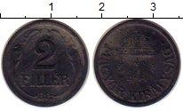 Изображение Монеты Венгрия 2 филлера 1944 Цинк XF