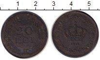 Изображение Монеты Румыния 20 лей 1943 Цинк XF-