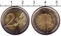 Изображение Монеты Испания 2 евро 2015 Биметалл UNC-