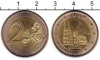 Изображение Монеты Германия 2 евро 2011 Биметалл UNC-