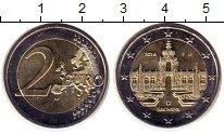 Изображение Монеты Германия 2 евро 2016 Биметалл UNC-