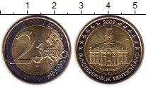 Изображение Монеты Германия 2 евро 2009 Биметалл UNC-
